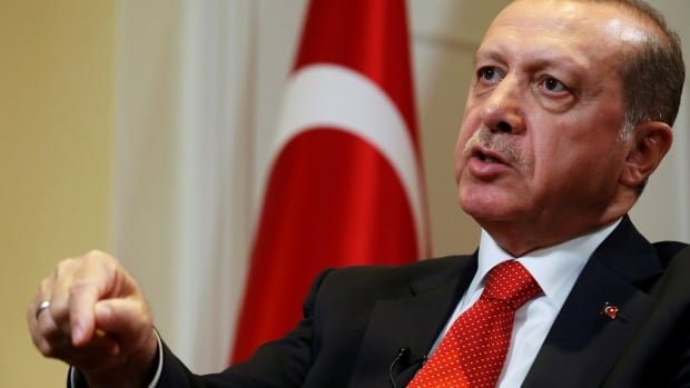 Turkish President Recep Tayyip Erdogan's crackdown following the coup attempt in July has badly weakened the country's military.