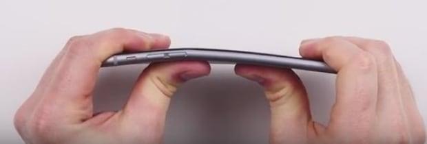 Bendgate apple iphone 6