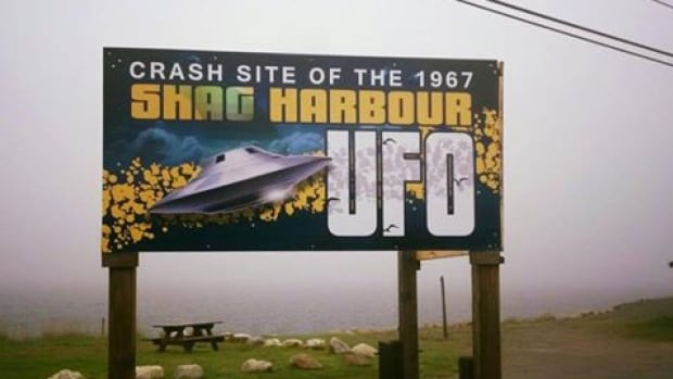 Shag Harbour gets visitors from all over who come to see where an alleged unidentified flying object went in the water back in 1967.