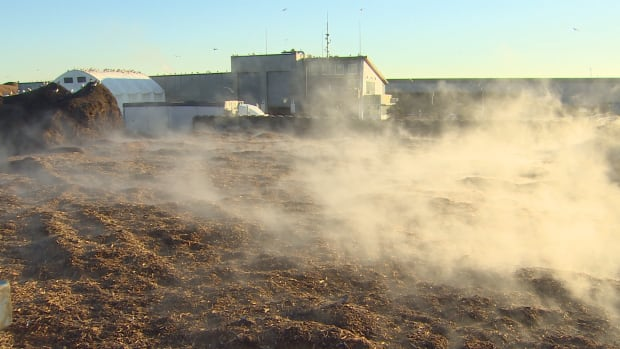 A compost facility in Richmond known for its pungent smell will see tighter restrictions come into place on Jan. 1.