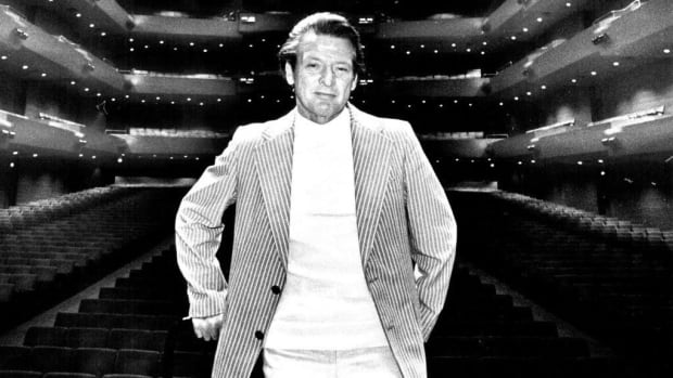 Conductor Neville Marriner, seen in 1978, is perhaps best known for creating the Academy of St Martin in the Fields orchestra in London. He has died at the age of 92.