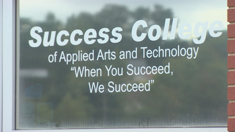 Success College Student S Records Nowhere To Be Found Cbc News