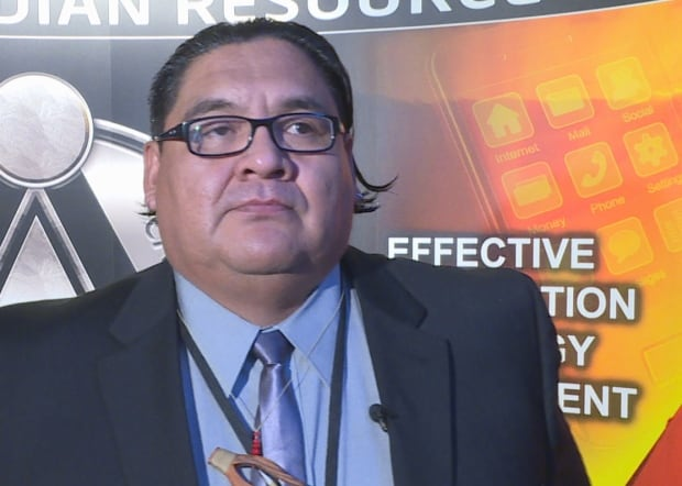 Stephen Buffalo, Indian Resource Council