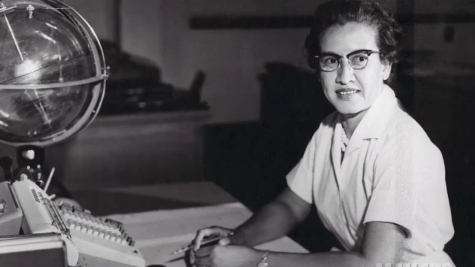 Katherine Johnson, now 98, made key calculations that led American astronauts safely back from space and the moon, at a time when the civil rights movement was an ongoing fight.