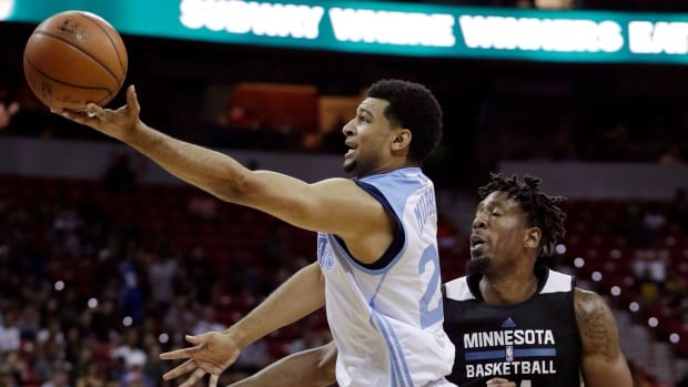 Denver Nuggets' Jamal Murray enters his rookie season with no shortage of confidence.