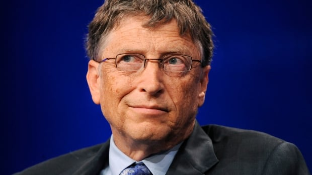 Bill Gates is the richest man in America despite his large charitable donations.
