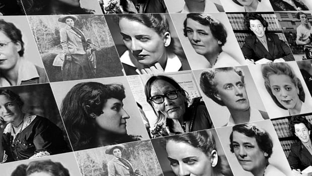 The Bank of Canada has released its list of 12 names who are in the running to be the first Canadian woman featured on a banknote.