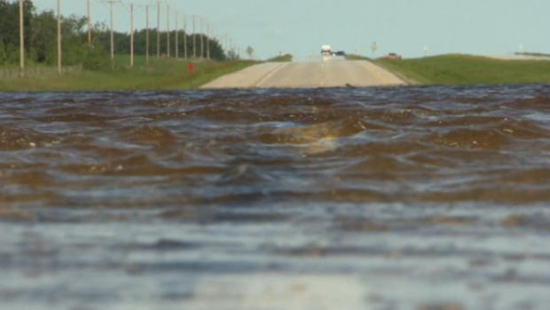 The Hydrologic Forecast Centre of Manitoba Infrastructure issued a flood watch advisory for parts of southwest, west, north and northeast Manitoba after heavy rains.