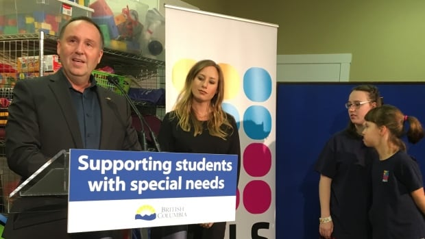 Education minister Mike Bernier says every single day he shakes his head at the VSB's lack of decision-making.