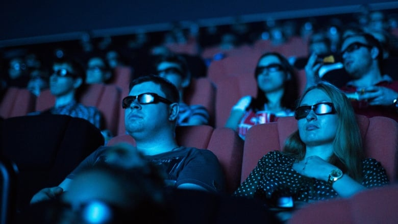Netflix isn't killing movie theatres, and could even be