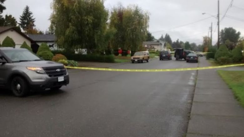 Double-homicide under investigation in Courtenay, B C  | CBC