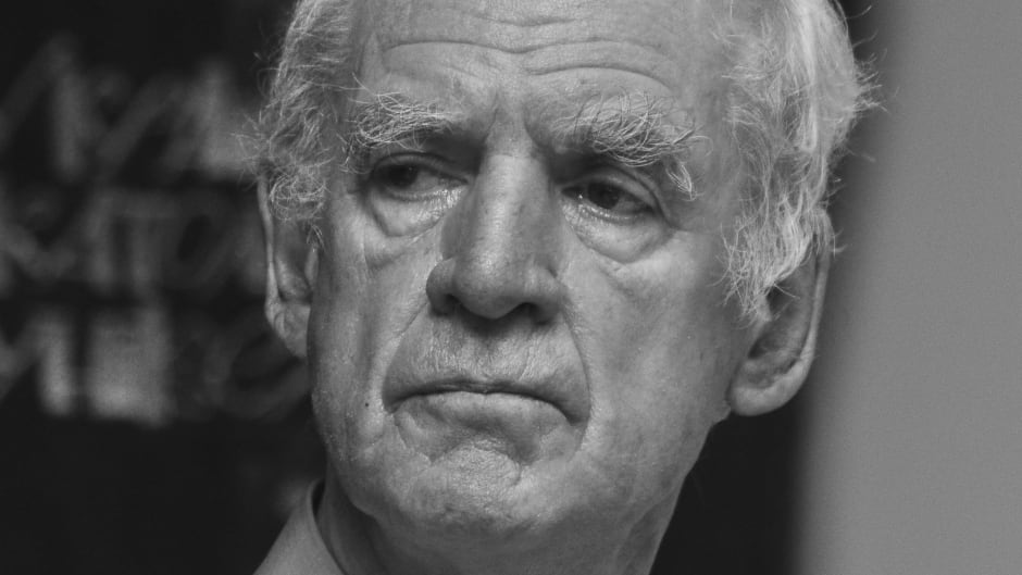 Canadian philosopher Charles Taylor.