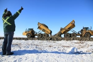 Inuvik-Tuk highway completion