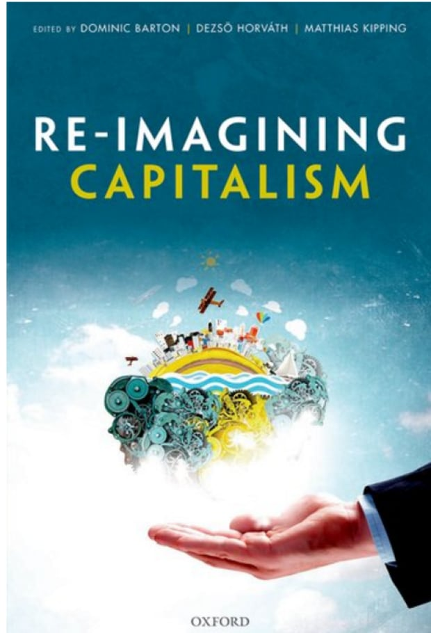 Re-imagining Capitalism book cover