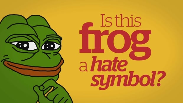 Is Pepe The Frog A Hate Symbol Cbc News