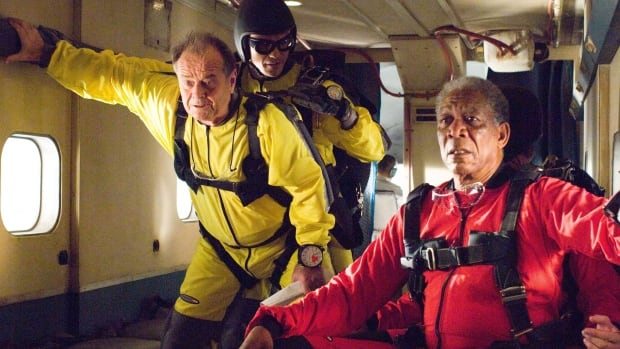 Bucket listing was popularized by the movie, 'The Bucket List', starring Jack Nicholson and Morgan Freeman.