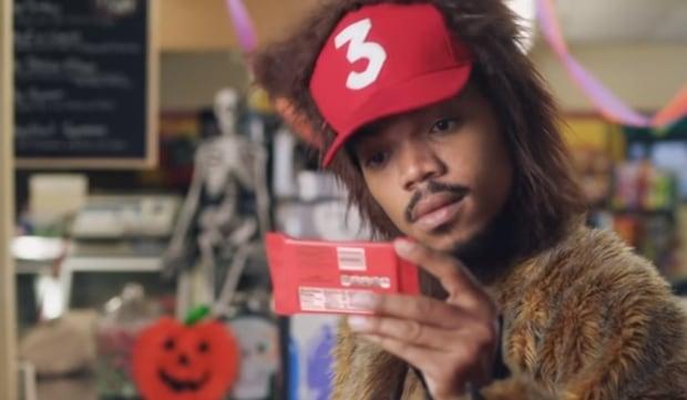 Kit Kat Halloween Commercial
