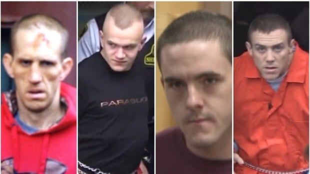 Four suspects