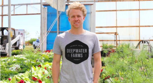 Mount Royal University student startup Deepwater Farms