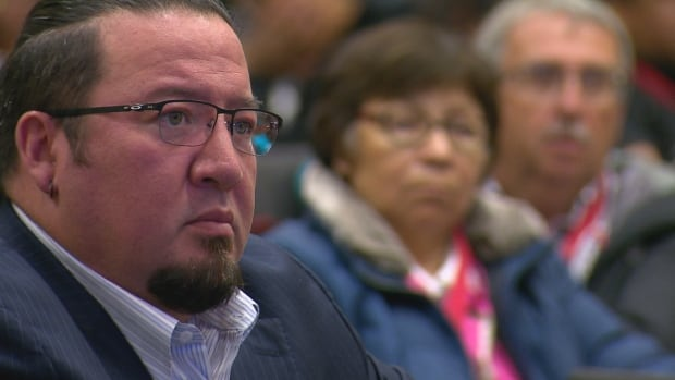 AMC Grand Chief Derek Nepinak said approving the line will make it harder for Canada to meet its climate change commitments and will increase the spill risk for the watershed.