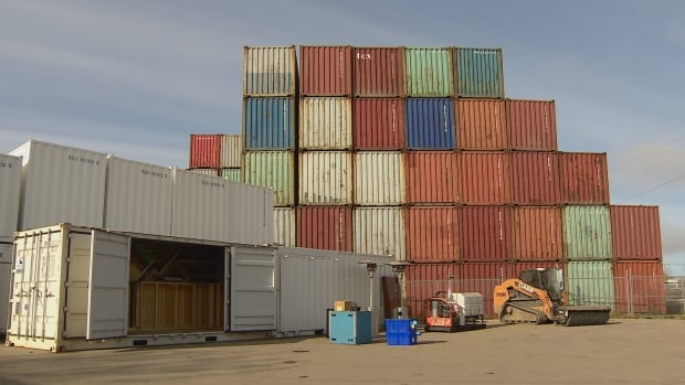 Shipping containers - Novhäus