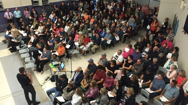 Hundred of people packed meetings in October and November discussing the future of Island school infrastructure.