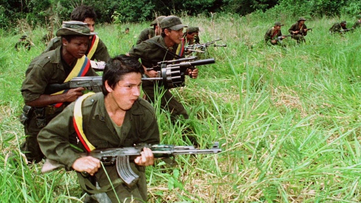 Canadian sending police to Colombia to help with peacekeeping after historic ceasefire