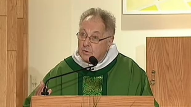 Paul Breau was chaplain at the University of Moncton for almost a decade.