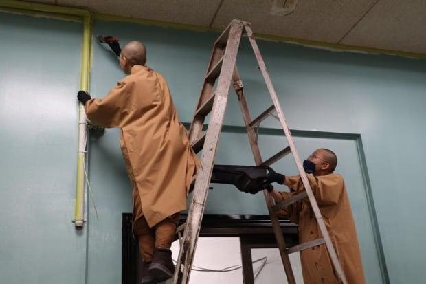 TCAP Monks
