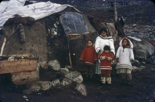 Qikiqtani Truth Commission camp settlements