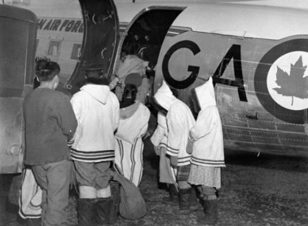 Qikiqtani Truth Commission Inuit relocation