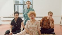 Toronto band Weaves
