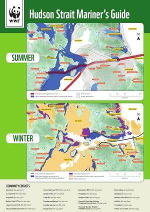 Hudson Strait Mariner's Guide