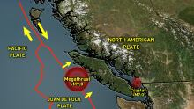 cascadia earthquakes