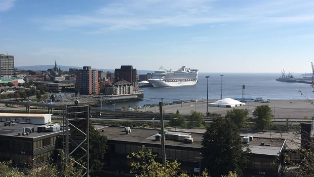 Hurricane Matthew Forces Cruise Ships To Divert To Saint John - Cruise ships saint john nb