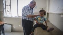 Jarabulus, Syria -- Doctor -- Sept. 22, 2016