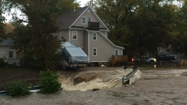 The province has received 344 claims for disaster financial assistance after parts of Cape Breton were hit by flooding in October.