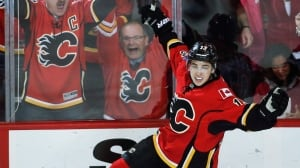 Johnny Gaudreau sees better days ahead