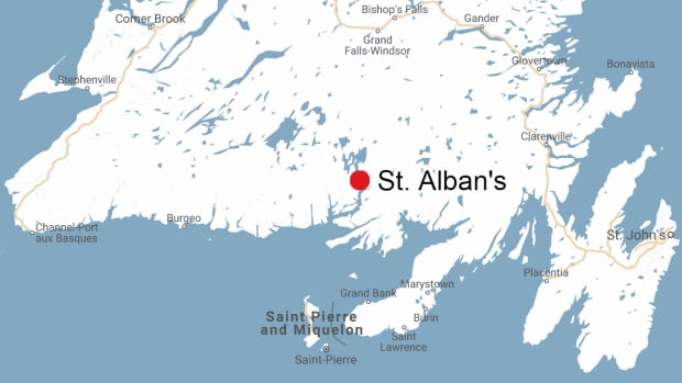Residents of St. Alban's were asked Monday night to stay off their local roads.