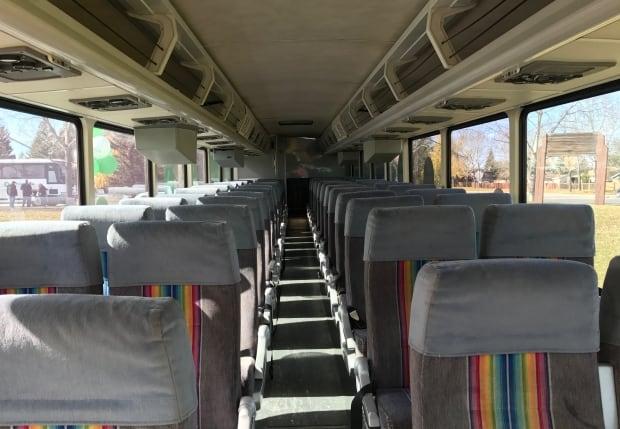 On-It Transit inside