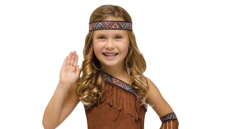 Activist Zoey Roy Calls For Boycott Of Spirit Halloween Store Over  Indigenous Costumes