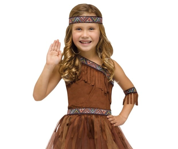 spirit halloween costumes canada first nations urge against wearing offensive indian