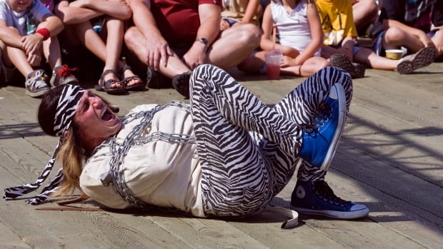 The Halifax International Busker Festival is a popular August attraction on the Halifax waterfront.