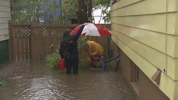 Cape Breton Flood Damage May Not Be Covered By Standard