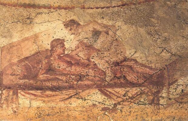 Pompeii Brothels