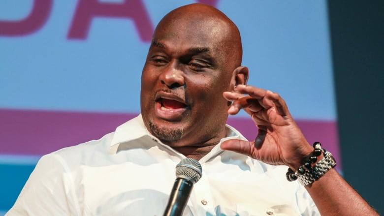 Tommy Ford Co Star On Sitcom Martin Dead At 52 Cbc News