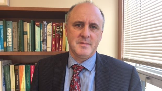 Pierre Zundel, Laurentian University's interim president, says the school will 'dig deep' to help create a working justice system.