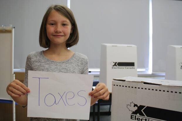 Alexis Fraser, 9