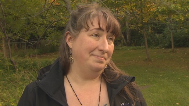 Amelia Reimer of the St. John's Native Friendship Centre is one of the women involved in organizing the annual In Her Name vigil that remembers missing and murdered women in Newfoundland and Labrador.