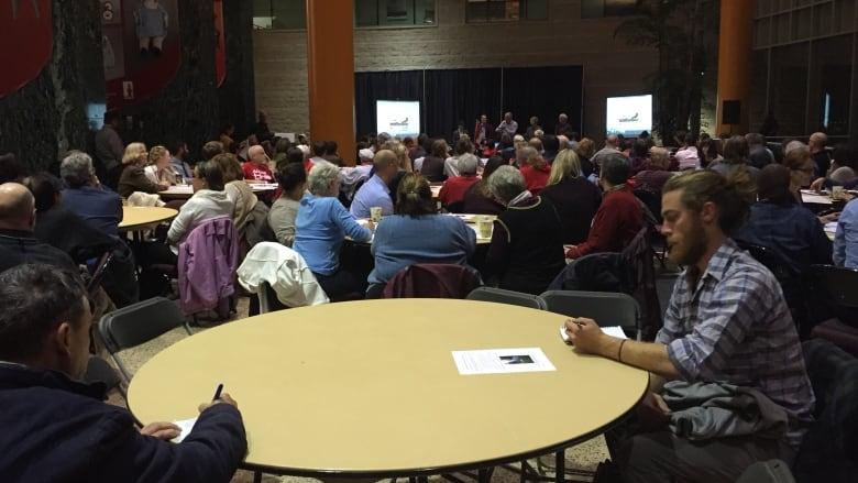 Budget consultation meeting focused Oct. 13 2016 City of Ottawa